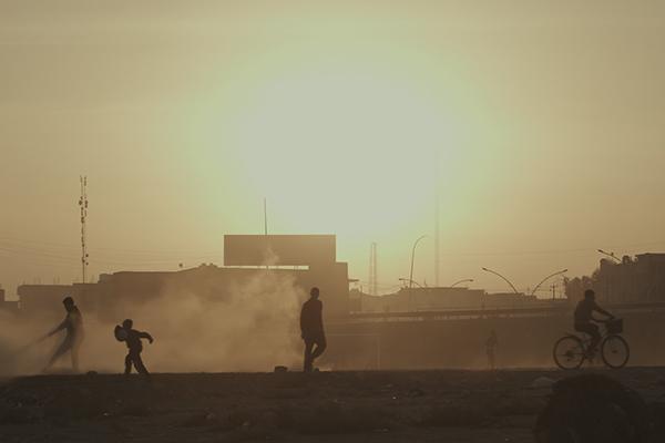 Iraq's lost generation